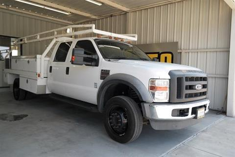 2009 Ford F-550 Super Duty for sale in Riverside, CA