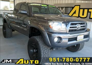 2010 Toyota Tacoma for sale in Riverside, CA