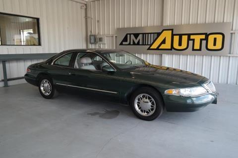 1998 Lincoln Mark VIII for sale in Riverside, CA