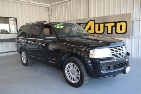 2011 Lincoln Navigator for sale in Riverside, CA