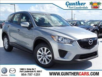 2014 Mazda CX-5 for sale in Fort Lauderdale, FL