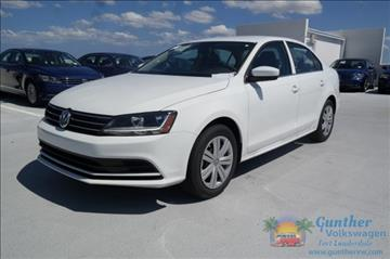 2017 Volkswagen Passat for sale in Fort Lauderdale, FL
