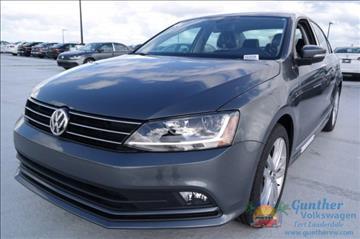 2017 Volkswagen Jetta for sale in Fort Lauderdale, FL