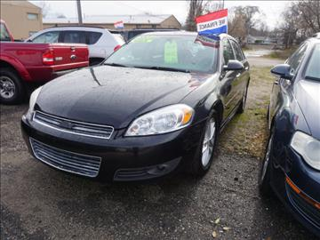 2009 Chevrolet Impala for sale in Ypsilanti, MI