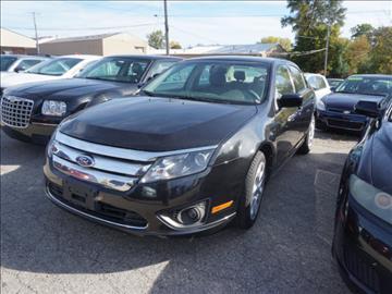 2011 Ford Fusion for sale in Ypsilanti, MI