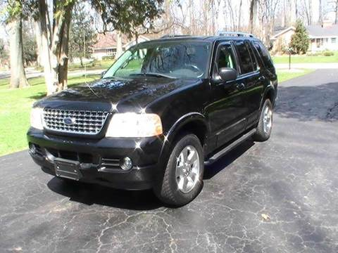 2003 Ford Explorer for sale in Spencerport, NY