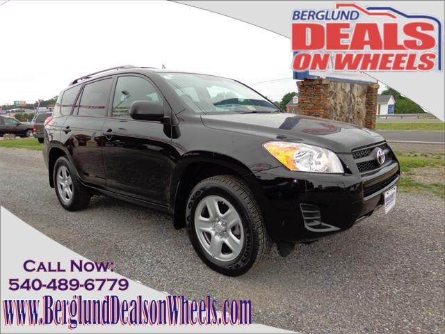 2012 Toyota RAV4 for sale in Rocky Mount VA