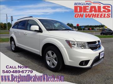 2012 Dodge Journey for sale in Rocky Mount, VA