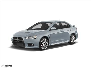 2010 Mitsubishi Lancer Evolution for sale in Rocky Mount, VA