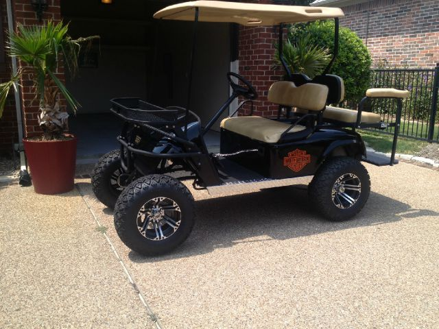 2007 E-Z-GO Golf Cart