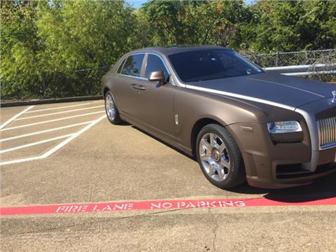2013 Rolls-Royce Ghost for sale in Dallas, TX