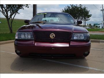 2004 Mercury Marauder For Sale In Dallas, TX