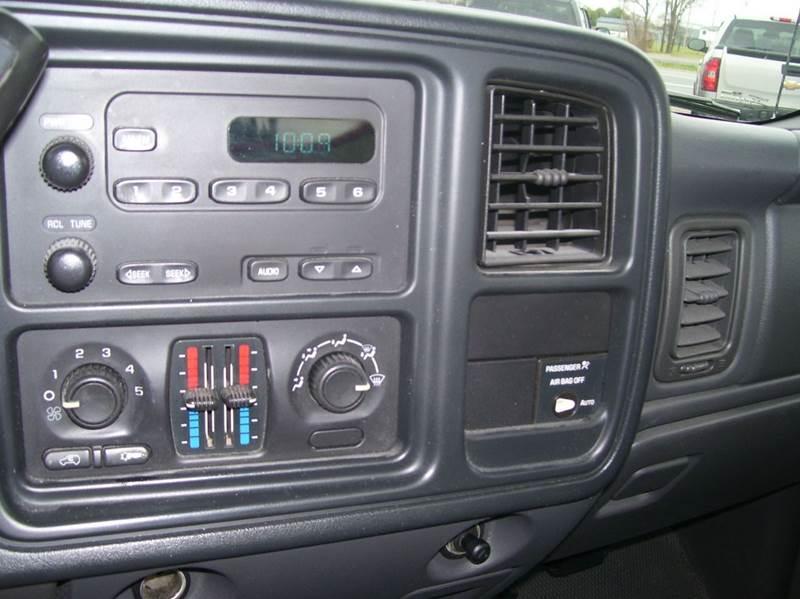 2003 Chevrolet Silverado 1500 2dr Standard Cab Rwd LB - Whiteland IN
