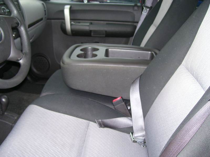 2007 Chevrolet Silverado 1500 LS 4dr Crew Cab 4WD 5.8 ft. SB - Whiteland IN