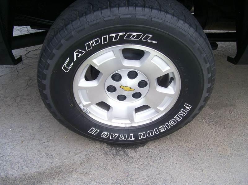 2011 Chevrolet Silverado 1500 4x4 LT 4dr Crew Cab 5.8 ft. SB - Whiteland IN