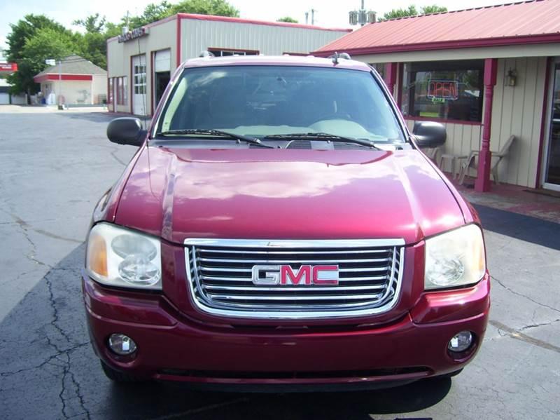 2008 GMC Envoy 4x4 SLE 4dr SUV - Whiteland IN