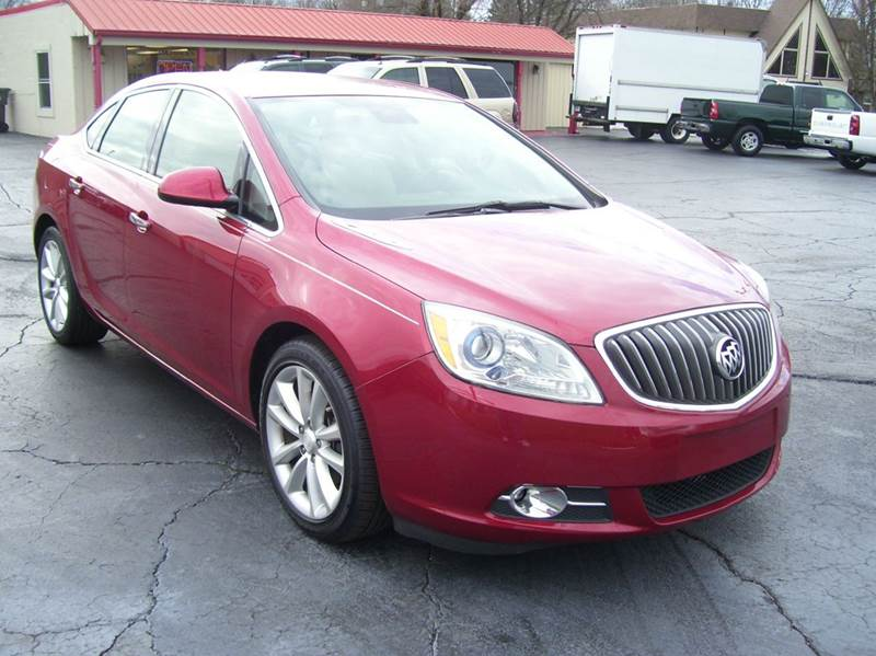 2013 Buick Verano 4dr Sedan - Whiteland IN