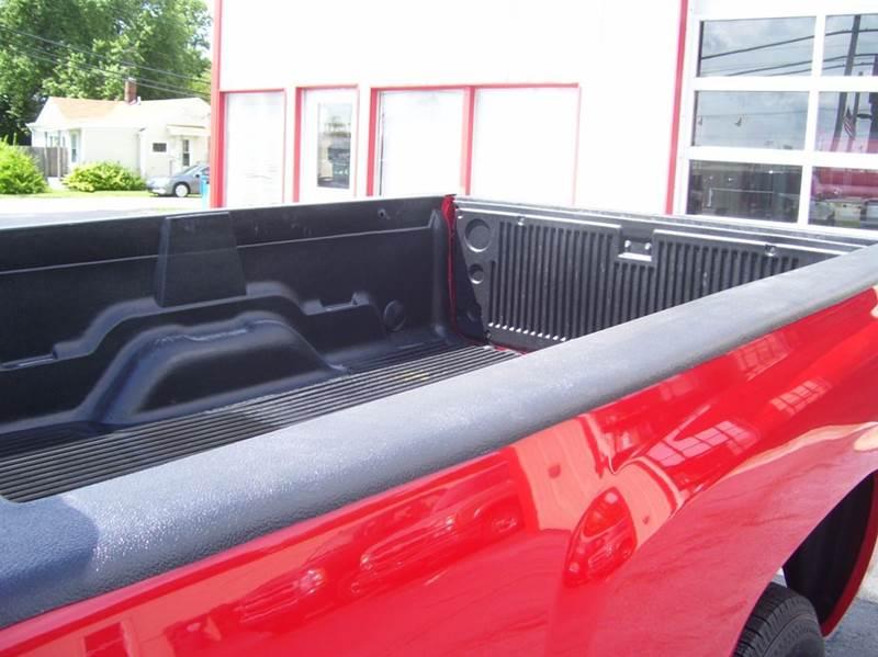 2007 Chevrolet Silverado 1500 Work Truck 2dr Regular Cab 6.5 ft. SB - Whiteland IN