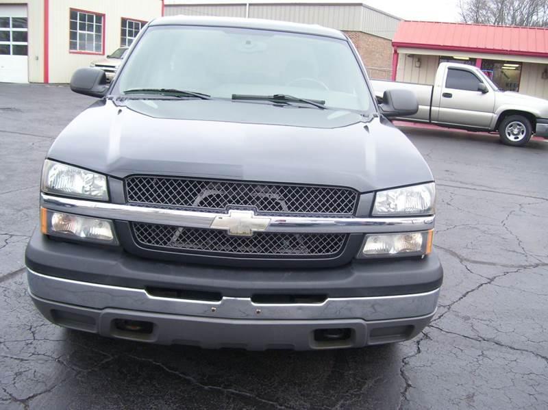 2004 Chevrolet Silverado 1500 4dr Crew Cab LS Rwd SB - Whiteland IN