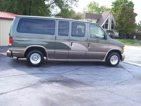 2002 Ford E 150 For Sale In Whiteland IN