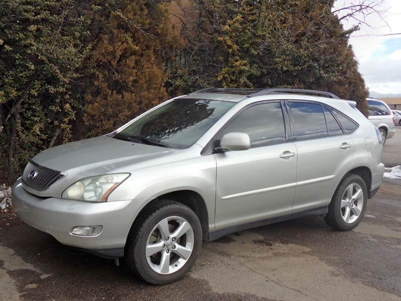 2005 lexus rx 330 awd 4dr suv in santa fe nm capitol. Black Bedroom Furniture Sets. Home Design Ideas
