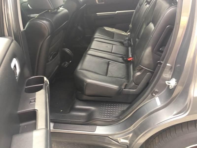 2009 Honda Pilot 4x4 EX-L 4dr SUV w/DVD - Haverhill MA