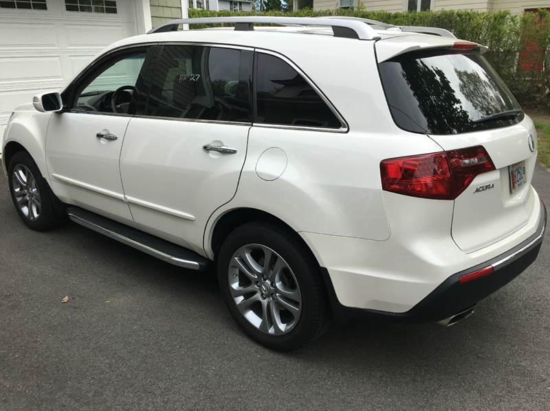 2011 Acura MDX SH-AWD 4dr SUV w/Technology Package - Haverhill MA