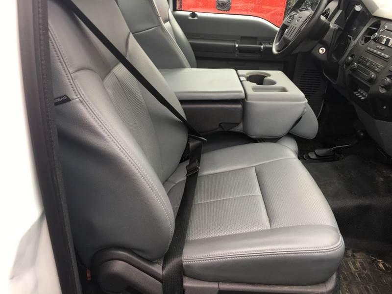 2014 Ford F-250 Super Duty 4x4 XL 2dr Regular Cab 8 ft. LB Pickup - Haverhill MA