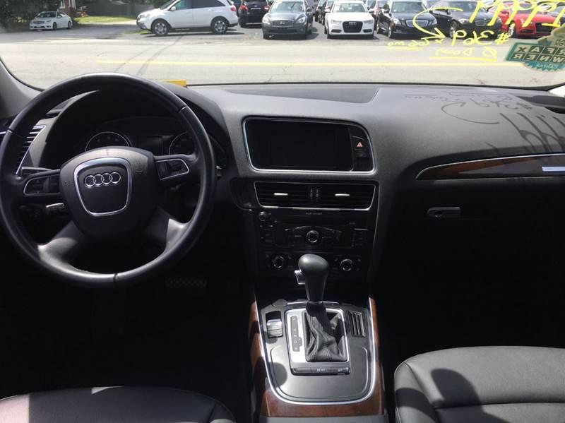 2012 Audi Q5 AWD 2.0T quattro Premium 4dr SUV - Haverhill MA