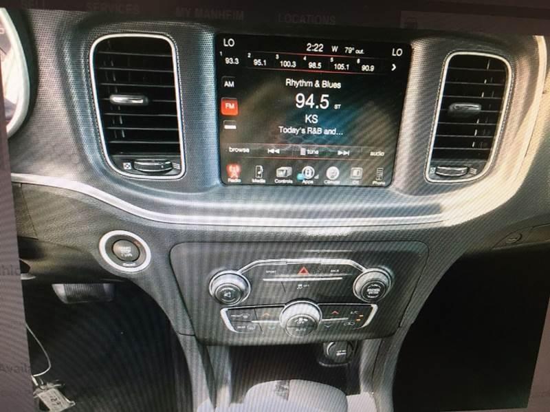 2016 Dodge Charger R/T 4dr Sedan - Haverhill MA