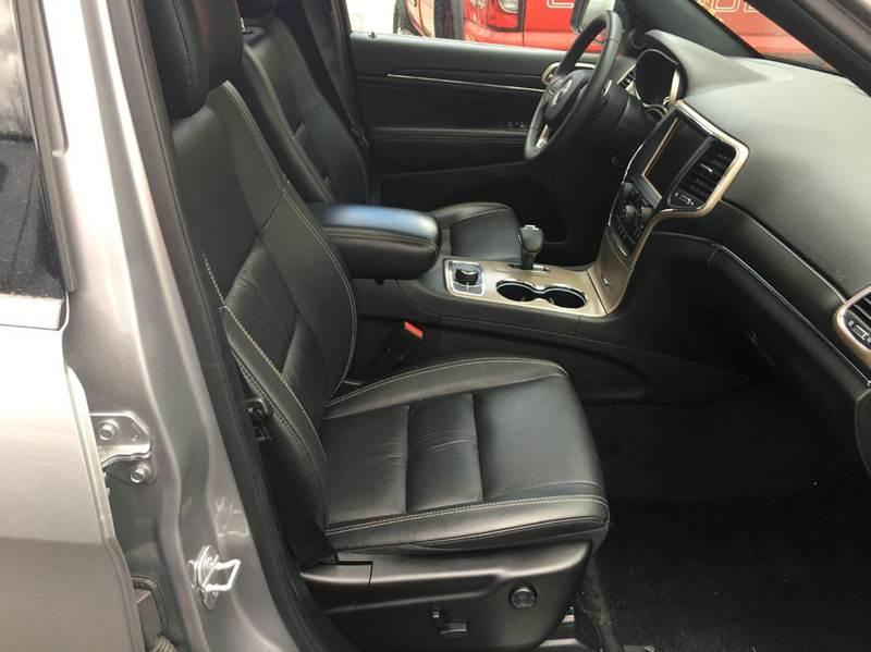 2015 Jeep Grand Cherokee 4x4 Limited 4dr SUV - Haverhill MA
