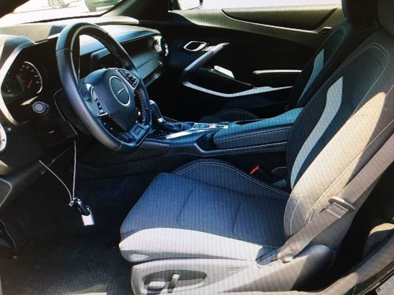 2017 Chevrolet Camaro LT 2dr Coupe w/1LT - Haverhill MA