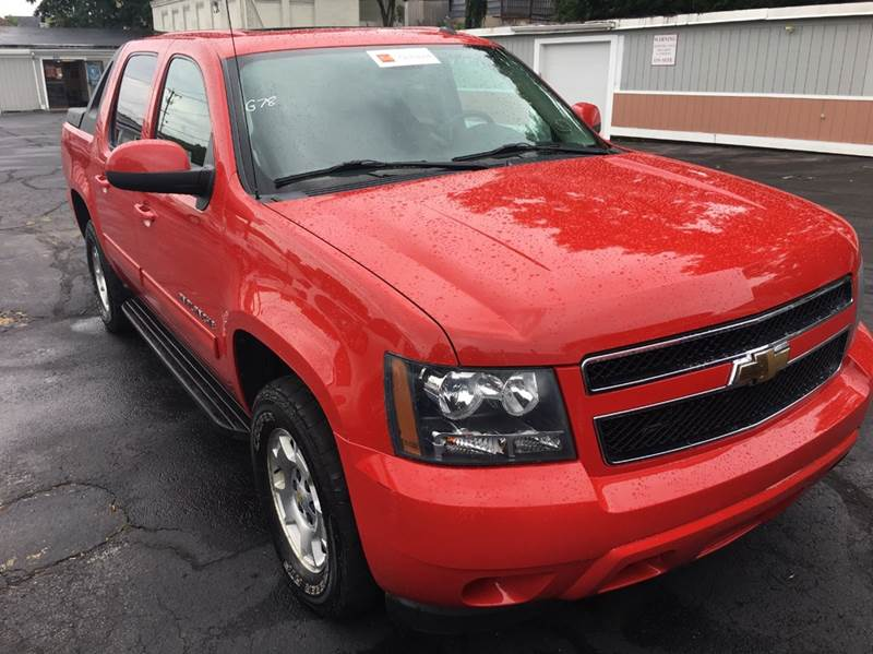 2010 Chevrolet Avalanche 4x4 LS 4dr Pickup - Haverhill MA