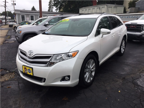 2015 Toyota Venza for sale in Haverhill, MA