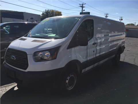 2016 Ford Transit Cargo for sale in Haverhill, MA