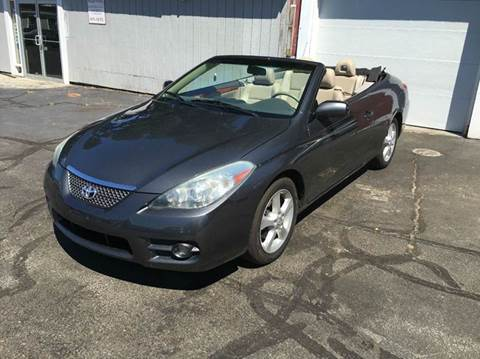 2007 Toyota Camry Solara for sale in Haverhill, MA