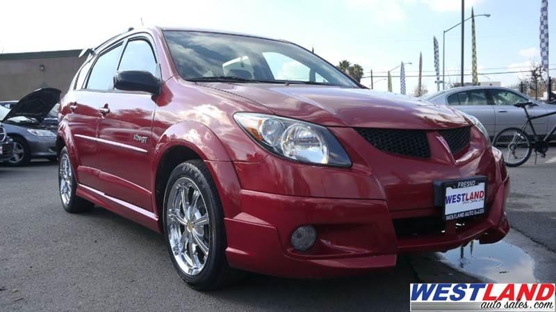 2004 pontiac vibe manual transmission