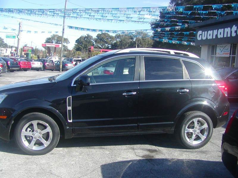 2012 Chevrolet Captiva Sport Lt 4dr Suv In Brandon Fl