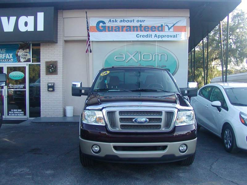 2008 Ford F 150 For Sale In Florida