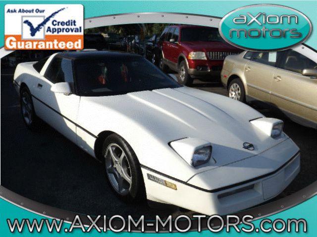 Used 1987 Chevrolet Corvette For Sale