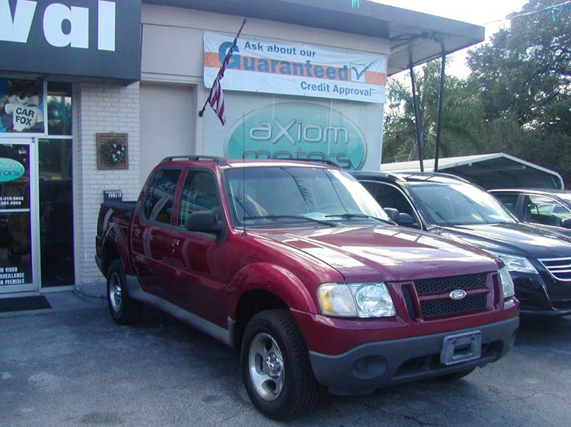 2005 Ford Explorer Sport Trac For Sale In Florida