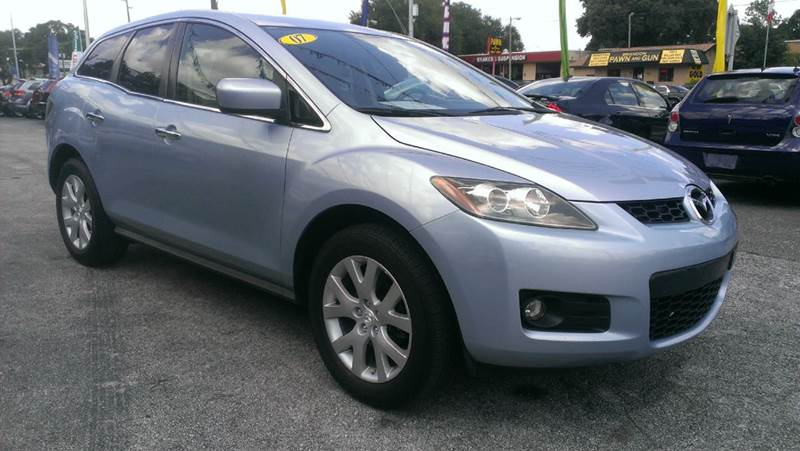 2007 Mazda Cx 7 Grand Touring 4dr Suv Brandon Fl