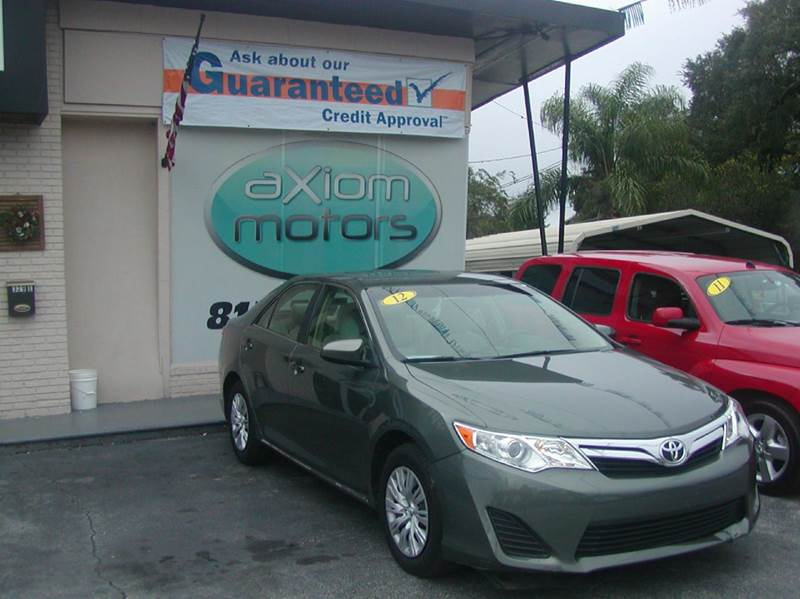 Toyota Camry For Sale In Brandon Fl
