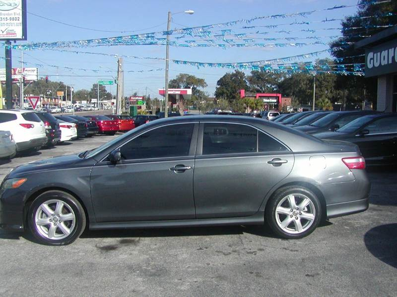 2013 Toyota Camry In Brandon Fl Axiom Motors