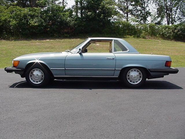1977 Mercedes-Benz 450 SL