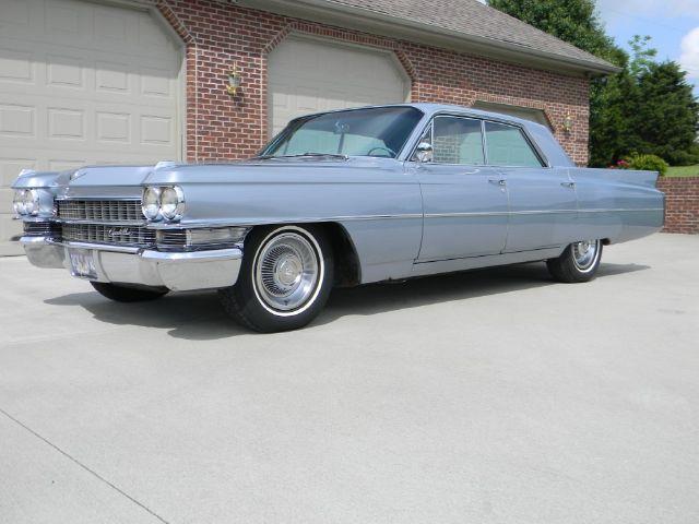 1963 Cadillac 62 SERIES