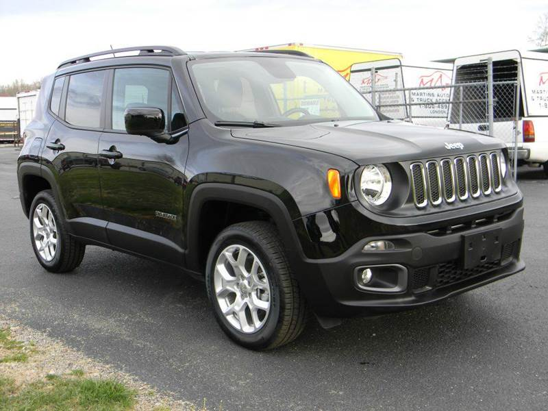 2015 jeep renegade 4x4 latitude 4dr suv in london ky. Black Bedroom Furniture Sets. Home Design Ideas