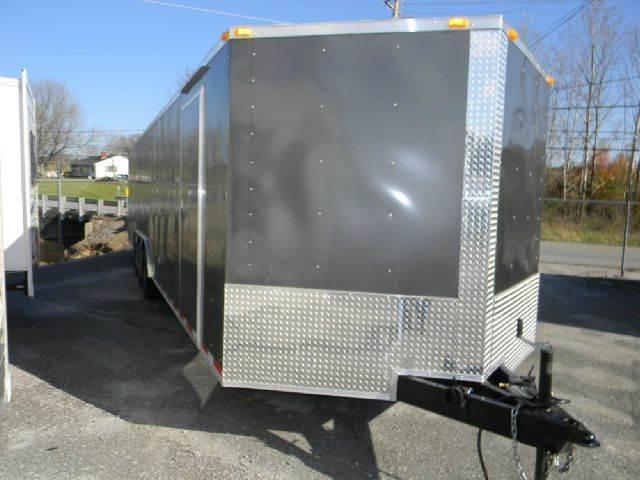 2014 South GA. Cargo Tri axle Cargo