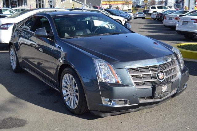 2011 CADILLAC CTS 36L PERFORMANCE 2DR COUPE thunder gray chromaflair this 2011 cadillac cts coup