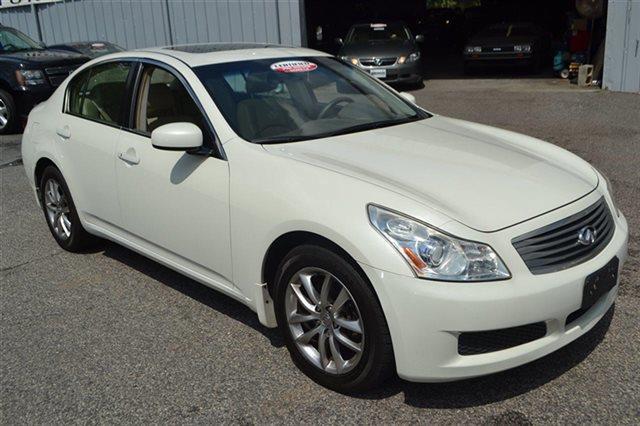 2007 INFINITI G35 X AWD 4DR SEDAN ivory pearl new arrival heated seats keyless start autom